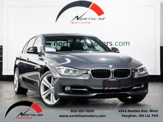 Used 2014 BMW 3 Series 328i xDrive|Sport Line|Navigation|Heated Leather|PaddleShift for sale in Vaughan, ON