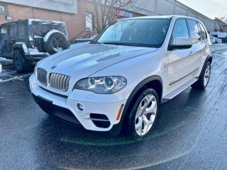 Used 2011 BMW X5 AWD 4dr 35d for sale in North York, ON