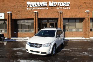 Used 2017 Dodge Journey NO ACCIDENTS I PUSH START I KEYLESS ENTRY I POWER OPTIONS for sale in Mississauga, ON
