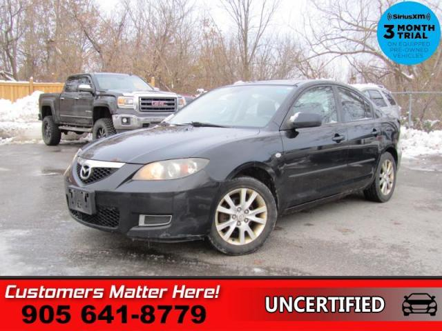 2007 Mazda MAZDA3 GS  4DR HATCHBACK AUTO GS (AS TRADED)