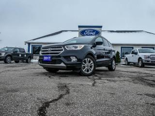 Used 2017 Ford Escape SE- NAVIGATION- HEATED SEATS- BLUETOOTH- BACKUP CAMERA for sale in Essex, ON