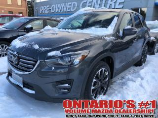 Used 2016 Mazda CX-5 AWD,NAVIGATION,SUNROOF,LEATHER SEATING !!! for sale in Toronto, ON