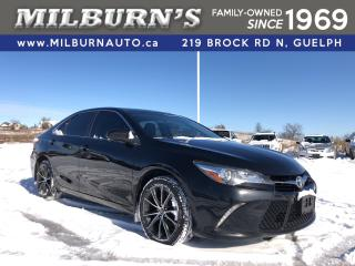 Used 2015 Toyota Camry XSE for sale in Guelph, ON