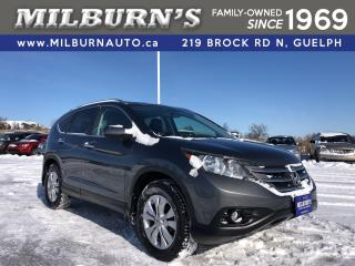 Used 2012 Honda CR-V Touring AWD for sale in Guelph, ON