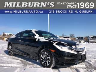 Used 2016 Honda Civic Coupe LX for sale in Guelph, ON