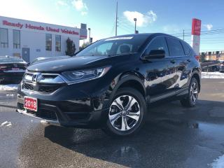 Used 2018 Honda CR-V LX AWD  -  Heated Seats - Honda Sensing - Rear Cam for sale in Mississauga, ON