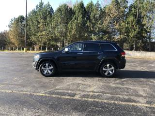 Used 2016 Jeep Grand Cherokee LIMITED 4WD for sale in Cayuga, ON