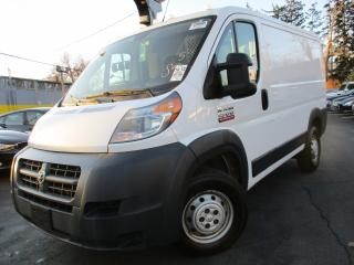 Used 2015 RAM ProMaster 1500 Low Roof 118  WB ~ ONE OWNER ~ Cargo Van !! for sale in Burlington, ON