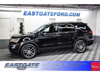 Used 2017 Ford Explorer SPORT for sale in Hamilton, ON