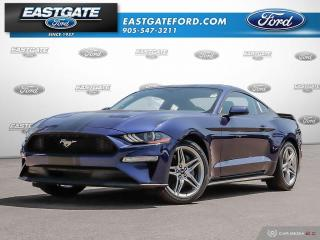 New 2019 Ford Mustang EcoBoost for sale in Hamilton, ON