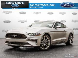New 2019 Ford Mustang EcoBoost Premium for sale in Hamilton, ON