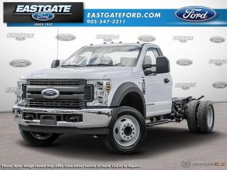 New 2019 Ford F-550 Super Duty DRW XL for sale in Hamilton, ON