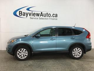 Used 2016 Honda CR-V EX-L - AWD! SUNROOF! LEATHER! for sale in Belleville, ON