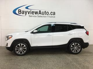 Used 2018 GMC Terrain SLT - AWD! PANOROOF! ONSTAR! ALLOYS! + MORE! for sale in Belleville, ON