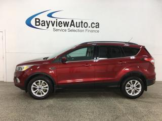 Used 2017 Ford Escape - 4WD! HTD SEATS! SYNC! FULL PWR GROUP! + MORE! for sale in Belleville, ON