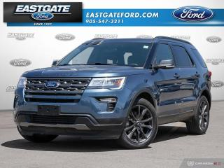 Used 2019 Ford Explorer XLT for sale in Hamilton, ON