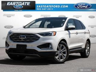 Used 2019 Ford Edge Titanium for sale in Hamilton, ON