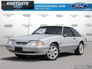 Used 1991 Ford Mustang LX for sale in Hamilton, ON