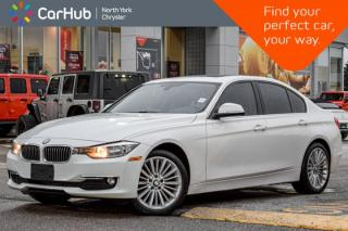Used 2015 BMW 3 Series 320i xDrive Sunroof|HeatedFrntSeats|DualClimate|MemorySeat|Bluetooth for sale in Thornhill, ON