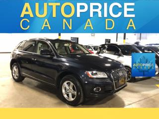 Used 2017 Audi Q5 2.0T Progressiv NAVIGATION|PANOROOF|LEATHER for sale in Mississauga, ON