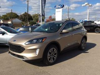 New 2020 Ford Escape SEL for sale in Hamilton, ON