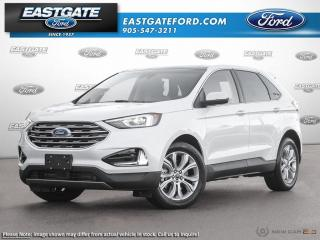 New 2019 Ford Edge Titanium for sale in Hamilton, ON