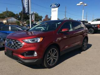 New 2019 Ford Edge Titanium for sale in Hamilton, ON