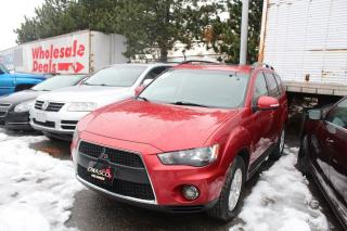 Used 2010 Mitsubishi Outlander LS for sale in Whitby, ON