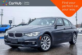 Used 2017 BMW 3 Series 320i xDrive|Navi|Sunroof|Bluetooth|Heated Front Seats|Pwr Windows|17