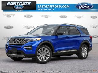 New 2020 Ford Explorer LIMITED for sale in Hamilton, ON