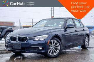 Used 2016 BMW 3 Series 320i xDrive|Navi|Backup Cam|Bluetooth|Heated Front Seats|Pwr Windows|Pwr Locks|17