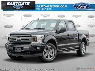 New 2019 Ford F-150 XLT for sale in Hamilton, ON