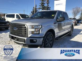Used 2016 Ford F-150 XLT Voice Activated Navigation - Remote Keyless Entry for sale in Calgary, AB