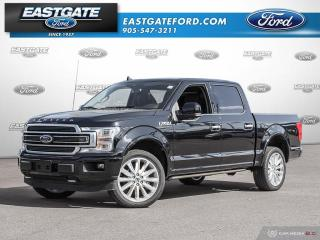Used 2019 Ford F-150 Limited  for sale in Hamilton, ON