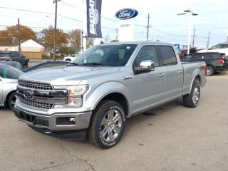 New 2019 Ford F-150 Lariat for sale in Hamilton, ON