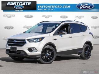 Used 2017 Ford Escape Titanium for sale in Hamilton, ON