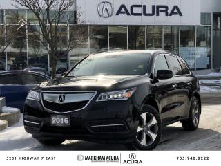 Used 2016 Acura MDX at for sale in Markham, ON