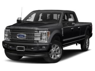 New 2019 Ford F-250 Super Duty SRW Platinum for sale in Hamilton, ON