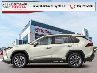 New 2019 Toyota RAV4 AWD Limited  - Leather Seats - $269 B/W for sale in Ottawa, ON