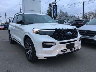 New 2020 Ford Explorer ST for sale in Hamilton, ON