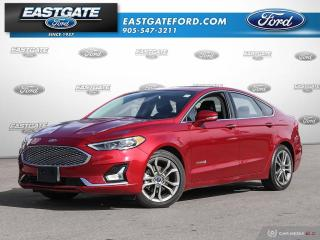 Used 2019 Ford Fusion Hybrid Titanium for sale in Hamilton, ON
