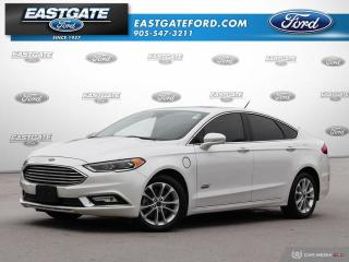 Used 2018 Ford Fusion Energi Titanium for sale in Hamilton, ON