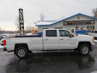 Used 2015 Chevrolet Silverado 3500HD LT for sale in Madoc, ON