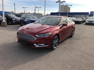 Used 2018 Ford Fusion Titanium for sale in Hamilton, ON