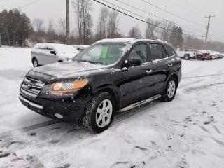 Used 2008 Hyundai Santa Fe Limited 5-Pass for sale in Madoc, ON