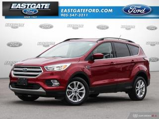 Used 2018 Ford Escape SE for sale in Hamilton, ON