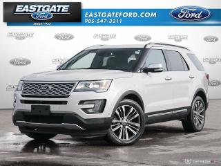Used 2017 Ford Explorer Platinum for sale in Hamilton, ON