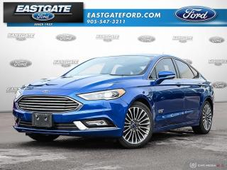 Used 2017 Ford Fusion Energi SE Luxury for sale in Hamilton, ON