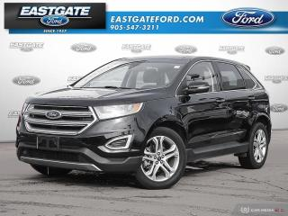 Used 2018 Ford Edge Titanium for sale in Hamilton, ON