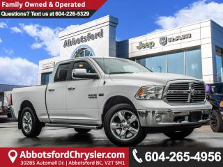 Used 2017 RAM 1500 SLT *ACCIDENT FREE* *LOCALLY DRIVEN* for sale in Abbotsford, BC